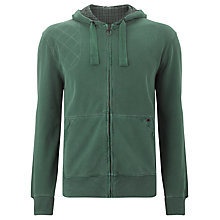 Buy Barbour Laundryman Melvin Full Zip Hoodie Online at johnlewis.com