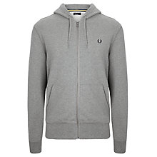 Buy Fred Perry Loop Back Hoodie Online at johnlewis.com