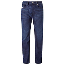 Buy Diesel Larkee Relaxed Jeans, Blue Online at johnlewis.com