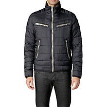 Buy Diesel Izumo Jacket Puffer Jacket, Black Online at johnlewis.com