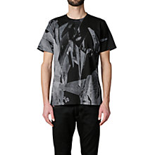 Buy Diesel T-Mann T-Shirt, Black Online at johnlewis.com