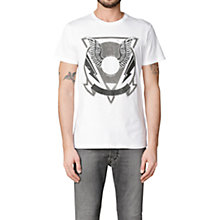 Buy Diesel T-Clar Wings T-Shirt Online at johnlewis.com