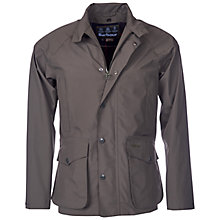 Buy Barbour Banford Jacket, Olive Online at johnlewis.com