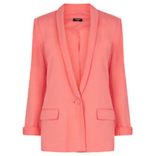 Buy Oasis Lightweight Jacket, Mid Orange Online at johnlewis.com