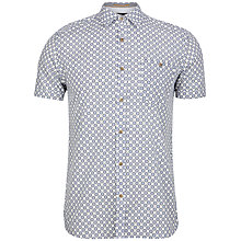 Buy Ted Baker Tybolt Geo Print Shirt Online at johnlewis.com