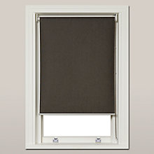 Buy John Lewis Elgin Daylight Roller Blind, Steel Online at johnlewis.com