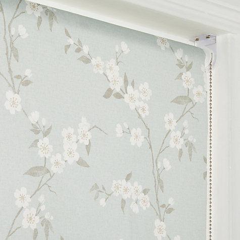 Buy John Lewis Cherry Blossom Blackout Roller Blind John