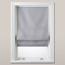 Buy John Lewis Contour Daylight Roman Blind, Blue Grey Online at johnlewis.com