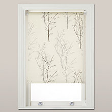 Buy John Lewis Birch Daylight Roller Blind, Monochrome Online at johnlewis.com