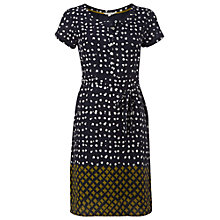 Buy White Stuff Paradisa Dress, Navy Online at johnlewis.com