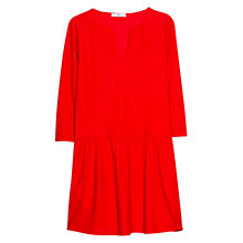 Buy Mango Textured Dress Online at johnlewis.com