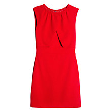 Buy Mango Wrap Detail Dress Online at johnlewis.com