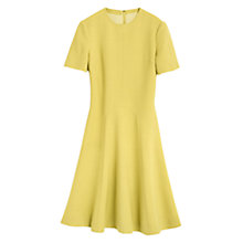 Buy Hobbs Cornel Dress, Chamomile Online at johnlewis.com