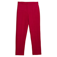 Buy Mango Ponte Trousers Online at johnlewis.com