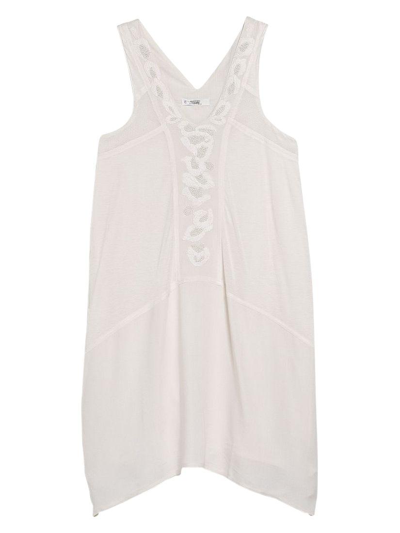 mango bead embroidery dress light beige, mango, bead, embroidery, dress, light, beige, 10|12|8|6, women, womens dresses, 1933501