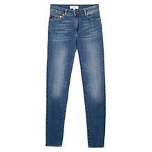 Buy Mango Slim Fit  London Jeans, Medium Blue Online at johnlewis.com