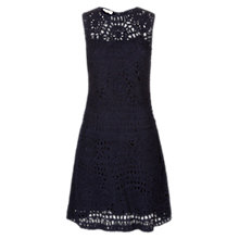 Buy Hobbs Embellished Jessie Dress Online at johnlewis.com