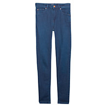 Buy Mango Skinny Olivia Jeans, Medium Blue Online at johnlewis.com