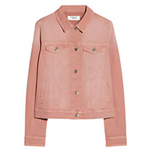 Buy Mango Denim Jacket Online at johnlewis.com