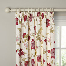 Buy John Lewis Abberley Lined Pencil Pleat Curtains Online at johnlewis.com