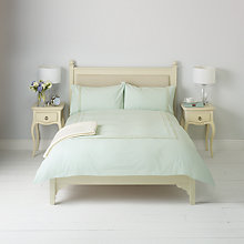 Buy John Lewis Country Lace Duvet Cover and Pillowcase Set Online at johnlewis.com