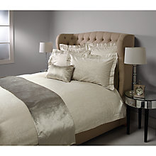 Buy John Lewis Quartz Bedding Online at johnlewis.com