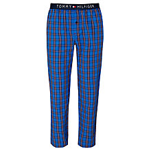 Buy Tommy Hilfiger Check Woven Pyjama Bottoms Online at johnlewis.com