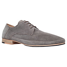 Buy KG by Kurt Geiger Farnsfield Suede Derby Shoes Online at johnlewis.com