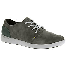 Buy Merrell Freewheel Bolt Lace Trainers, Grey Online at johnlewis.com