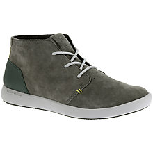 Buy Merrell Freewheel Chukka Boots, Grey Online at johnlewis.com