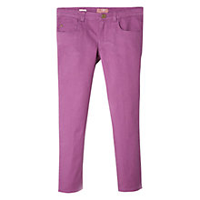 Buy Mango Kids Girls' Slim Fit Trousers Online at johnlewis.com