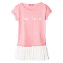 Buy Mango Kids Girls' Ribbed Skirt Dress Online at johnlewis.com