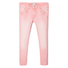 Buy Mango Kids Girls' Colour Skinny Jeans Online at johnlewis.com
