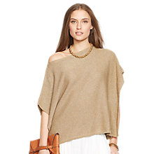 Buy Lauren Ralph Lauren Jumper, Antique Gold Online at johnlewis.com