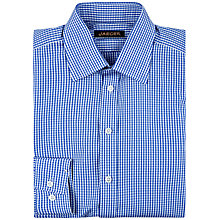 Buy Jaeger Gingham Modern Shirt Online at johnlewis.com