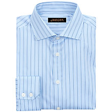 Buy Jaeger Two Tone Stripe Shirt Online at johnlewis.com