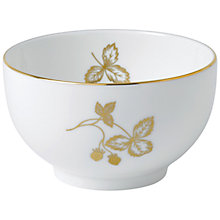 Buy Wedgwood Wild Strawberry Bowl Online at johnlewis.com
