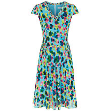 Buy Fenn Wright Manson Garland Dress, Aqua Online at johnlewis.com