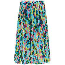 Buy Fenn Wright Manson Garland Skirt, Aqua Online at johnlewis.com