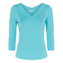 Buy Fenn Wright Manson Daphne Top, Aqua Online at johnlewis.com