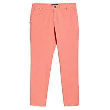 Buy Mango Cotton Chinos Online at johnlewis.com