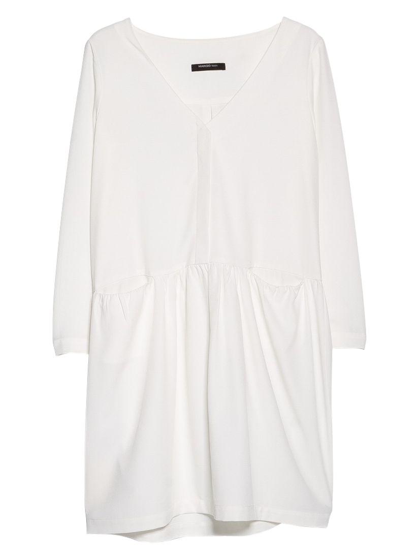mango flared shirt dress natural white, mango, flared, shirt, dress, natural, white, 10|14|12|6|8, women, womens dresses, 1931585