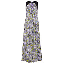 Buy Sugarhill Boutique Lottie Smudge Print Maxi Dress, Multi Online at johnlewis.com