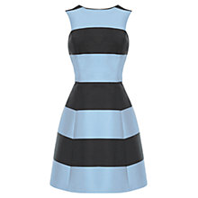 Buy Coast Ellie May Stripe Dress, Blue/Black Online at johnlewis.com