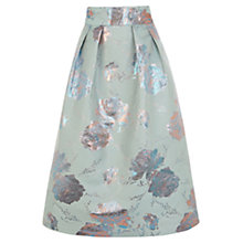 Buy Coast Jolie Skirt, Mint Online at johnlewis.com