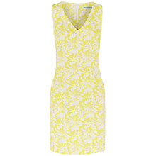 Buy Fenn Wright Manson Daffodil Dress, Yellow Print Online at johnlewis.com