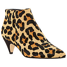 Buy Dune Ophelia Kitten Heeled Ankle Boots Online at johnlewis.com