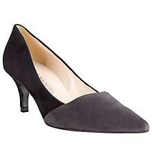 Buy Peter Kaiser Semitara Suede Pointed Court Shoes Online at johnlewis.com
