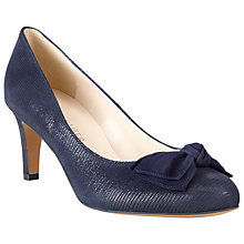 Buy Peter Kaiser Baska Liz Bow Court Shoes Online at johnlewis.com