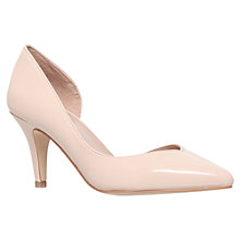 Buy Carvela Carmen Asymetric Mid Heeled Court Shoes Online at johnlewis.com